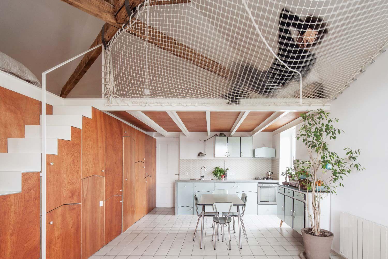 Aménagement malin pour tiny house