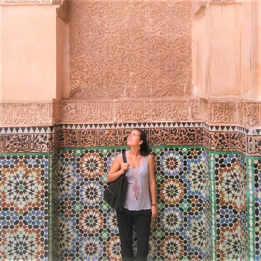 Une décoration aux influences arabes